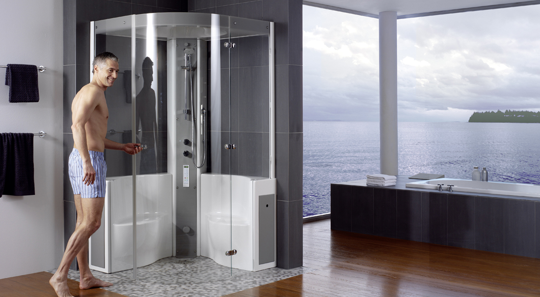 malik gmbh neptun dusche und bad duschkabinen und. Black Bedroom Furniture Sets. Home Design Ideas